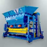 Вибропресс УПБ-СМ для производства фундаментных блоков, Курган