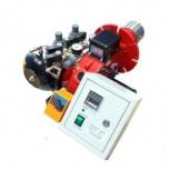 """AL-15V - горелка на """"отработке"""" для котла или парогенератора, Курган"""