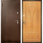 Металлическая дверь УД-104, Йошкар-Ола, 860*2050,, Курган