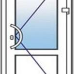 Готовая дверь теплая 740*1800, Курган