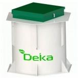 Автономная канализация BioDeka-20 П-1000, Курган