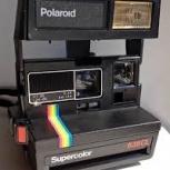 Фотоапарат«Polaroid635cl supercolor : Polaroid 635cl supercolor, Курган