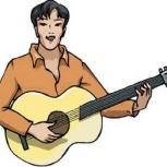Обучение на гитаре в Кургане, Курган