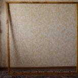 Рамка деревянная для сушки шалей, Курган