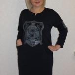 Платье трикотажное Патрисия, Курган