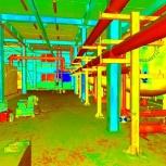 Наземное лазерное сканирование (3D-съемка, 3D-сканирование, НЛС), Курган