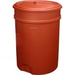 Бочка Тара пластиковая коническая 205 литров, Курган
