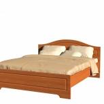 Кровать каркасная вишня, Курган