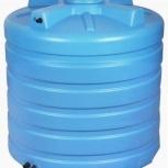 Бак для воды Aquatec ATV 3000 Синий, Курган