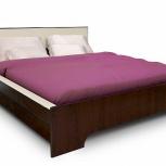 Кровать каркасная венге 200х160, Курган