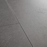 ПВХ плитка Quick-step Минеральная крошка серая, Курган