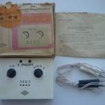 Устр-во дпроверки транзистора П222, Курган