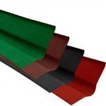 Ендова Ондулин коричневый длина - 1м, полезная дли, Курган