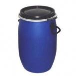 Бочка Тара пластиковая с крышкой на обруч 65 литро, Курган