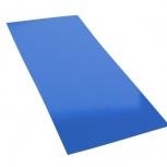 Плоский лист полиэстер 1250х0,45 RAL 5002 ультрама, Курган