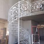 Кованные лестницы и ограждения, Курган