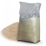 Песок кварцевый в мешках 23-25 кг Гора Хрустальная, Курган