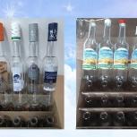 Продажа бутылок 0.5 л, с этикетками и колпачками, в коробке, Курган