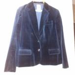 Бархатный женский пиджак, Курган