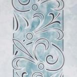 Плитка Декор Шахтинская плитка 200х300 Бирюзовый, Курган