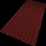Ондулин Лист Смарт 950х1950 коричневый, Курган