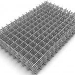 Сетка кладочная d=2,5 мм, ячейка 100х100, 1500х500, Курган