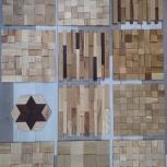 Деревянная 3D мозайка, Курган