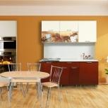 Кухонные гарнитуры МДФ с фотопечатью, Курган