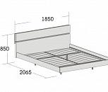 Кровать виго 1800х2000, Курган