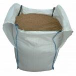 Песок в мешках МКР, 1000 кг. фр., Курган