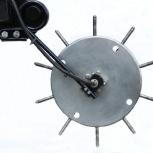 Колесо инъекционное (мульти инжектор), Курган