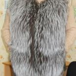 Продаю безрукавку из чернобурки, Курган