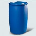 Бочка Тара пластиковая с пробками синяя L-R (7.2), Курган