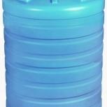 Бак для воды Aquatec ATV 2000 С Поплавком Синий, Курган