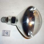 Лампа накаливания тепловая 500Вт, Курган
