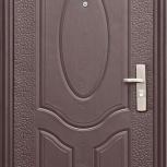 Металлическая дверь Е40М (857), Китай, 960*2050, а, Курган