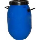 Бочка Тара пластиковая 50 литров, Курган