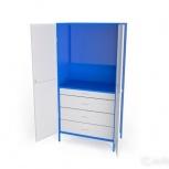 Шкаф металлический под инструменты ши-1П-4Я, Курган