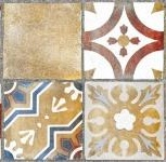 Плитка для стен Нефрит-керамика Лофт Коричневый, Курган