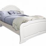 Кровать каркасная ольга белая, Курган