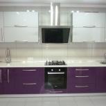 Кухонный гарнитур МДФ + ПВХ глянец от производителя, Курган