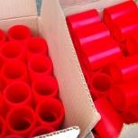 Восстановление конвейерных роликов Bystronic - полиуретановое покрытие, Курган