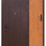 Металлическая дверь Стройгост 5-1, Китай, 980*2060, Курган