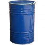 Бочка Тара стальная с крышкой на обруч 100 литров, Курган