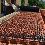 Базальтовая рулонная сетка ССБ 25*25 мм (50 м.п.), Курган