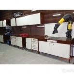 Комплект металлической мебели в гараж/мастерскую, Курган