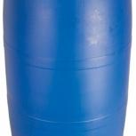 Бочка Тара пластиковая с пробками 227 литров, Курган