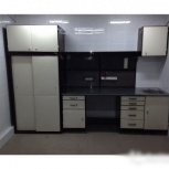 Комплект металлической мебели для гаража, Курган