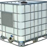 Еврокуб Тара на металлическом поддоне 1000 литров, Курган