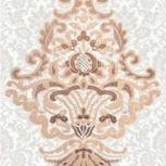 Плитка Декор Керамин  400х275 Бежевый, Курган